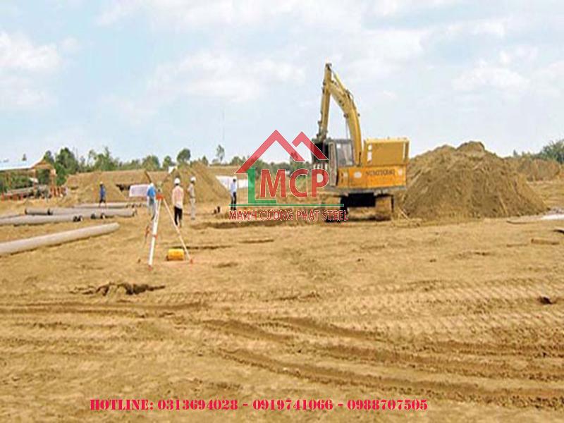 Best price cheap sand leveling in Ho Chi Minh City in May 2020, Giá cát san lấp giá rẻ tốt nhất tại Tphcm tháng 05 năm 2020