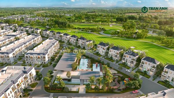 Năng lực chủ đầu tư khu đô thị biệt thự sân golf West Lakes Golf & Villas Long An