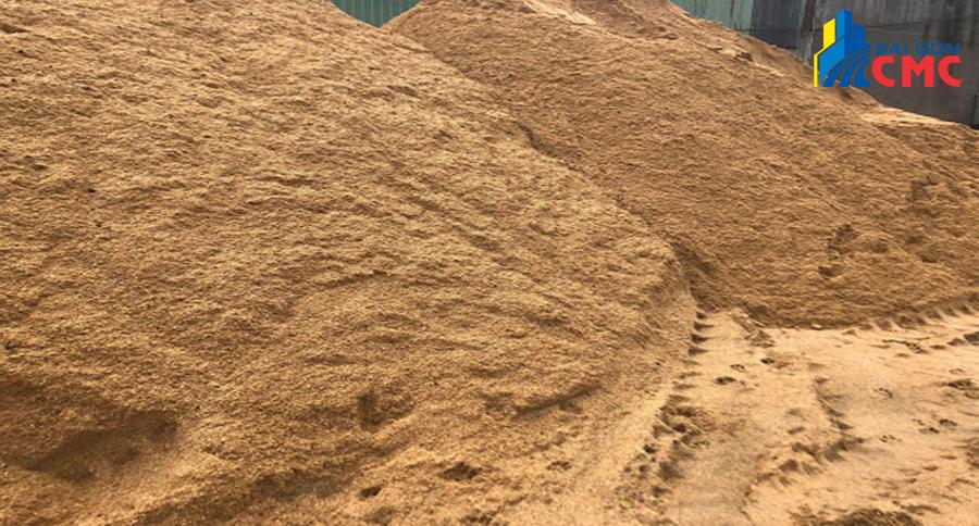 Giá cát vàng xây dựng hôm nay